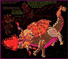 Nemean Lion by King-of-Monster-Gods