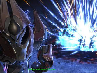 Halo Screenshot: Vengeance by TFhybrid