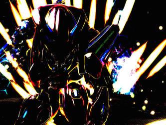 Halo Screenshot: Lightning by TFhybrid