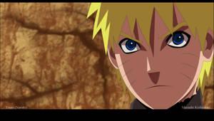Uzumaki Naruto by Trazo17