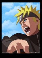 Naruto Cover by Trazo17