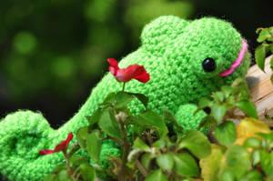 Chameleon by AmiAmiLuLu