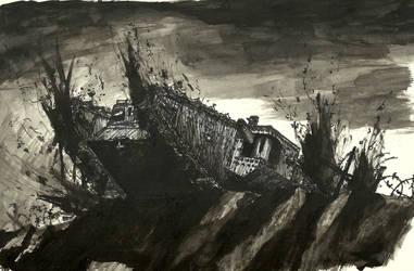 Vimy Ridge by hallovey