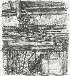 Old Timber Yard by hallovey