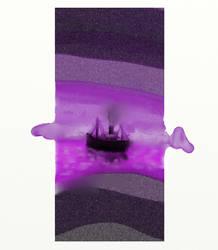 Silence at Sea by hallovey