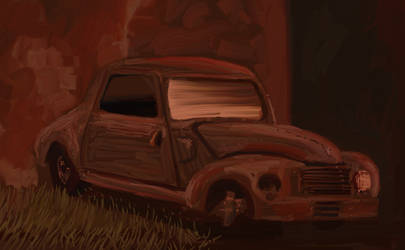 Indian Auto by hallovey