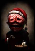 Cookies For Santa by MAGGOTDETH