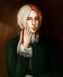 Jaqen H'ghar by Lavi-kun