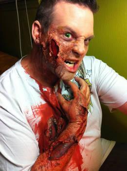 Dave Besanson Zombie me by Crucifer01