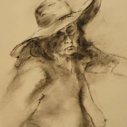 Sun Hat by BRipin