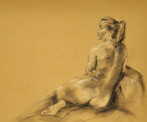 Classic Figure by BRipin