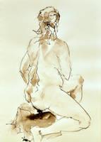 Elena's Last Pose 2 by BRipin