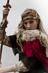 Thrud, Figlia di Thor by Demonrat