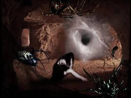Alone in the Dark by Demonrat