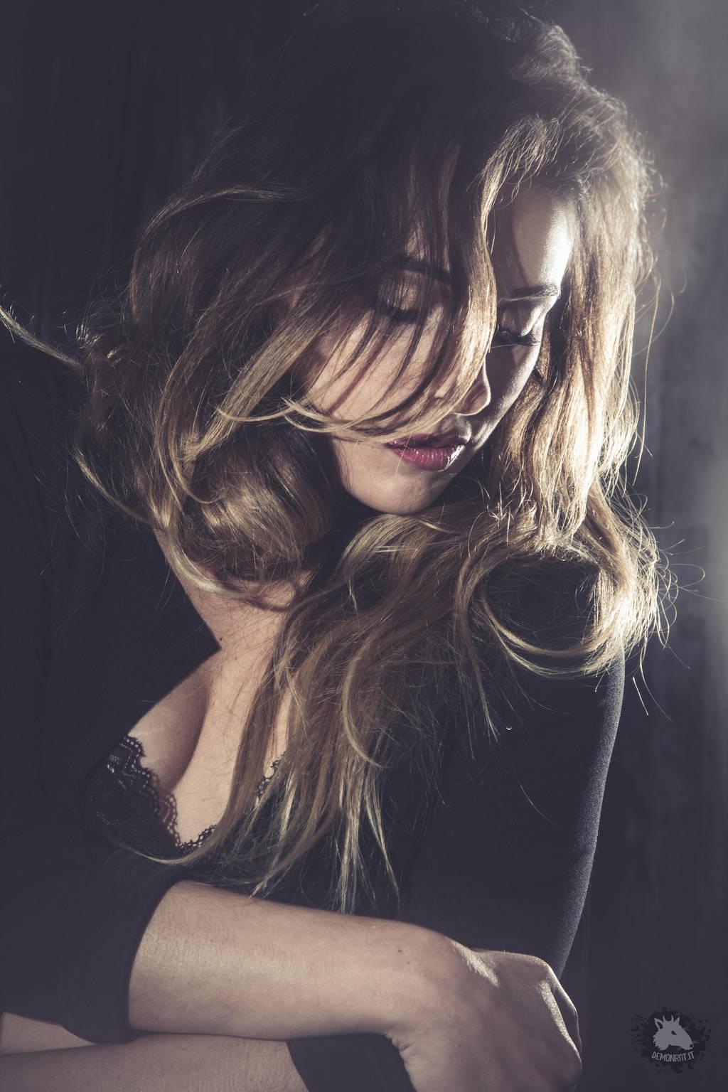 Like a model by Demonrat