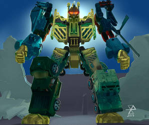 Transformers - 'CW' Ruination by synth-brave