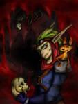 JaD_The Bone Beast by Paw07