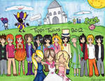2012 TT group picture! by PixelatedFairy