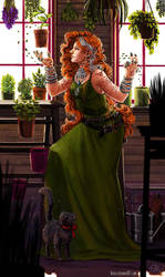 The Flower Witch - CM by Alassa