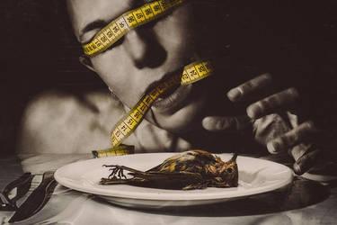 anorexicum by Inn-Ocent