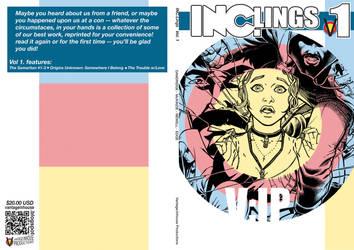 INC.lings vol 1 Cover by vantageinhouse