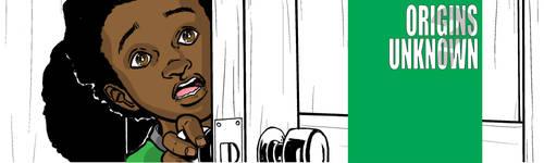 Point of Authority Webcomic Header by vantageinhouse