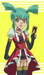 luna como aki by rescueme1496