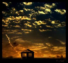 Magic solitude by AidaBabayeva