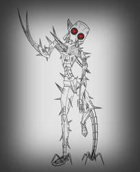 STAR oct:  Leech-Greg Reference by CyborgROX
