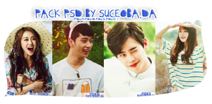PACK PSD (PSD#29-PSD#30-PSD#31-PSD#32) by suceobaby