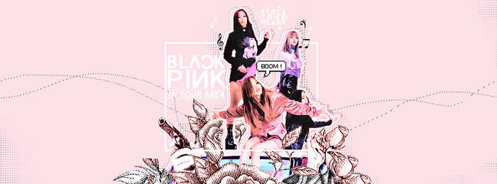 [140816 / COVER FB ] : BLACKPINK IN YOUR AREA by suceobaby