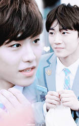JINSEOB by suceobaby