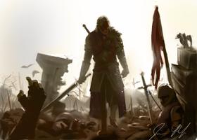 Battlefield by ConceptDog