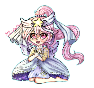Chibi Request For Cheesecakepeach by Maechi-Toff