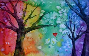 Love Tree by twiggyabi