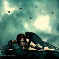 dark angel by AndyGarcia666