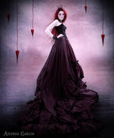 Queen of Hearts by AndyGarcia666