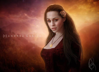 Princess of Avalon by AndyGarcia666