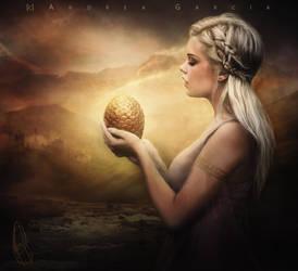 Daenerys by AndyGarcia666