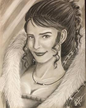 Queen Anastasia Cousland/Theirin by SangoSweetz