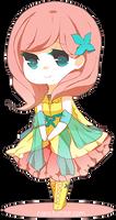 MLP- Fluttershy by niaro