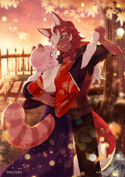 EE: Till the Sun Sets by niaro
