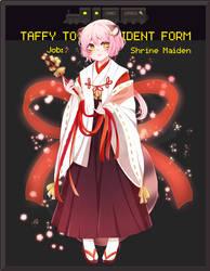 EE: Taffy Town Momotaro by niaro