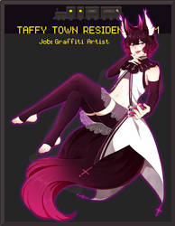 EE: Taffy Town Shion by niaro