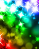 Glitter background by arghus