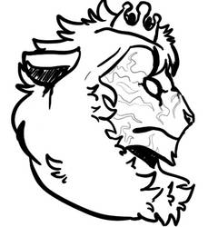 King of Armello Lineart by Echobreeze43