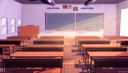 Classroom by ngocthanh1103
