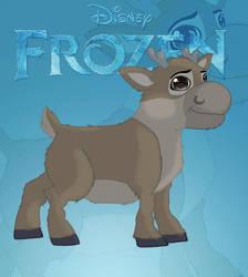 Frozen - Sven by MaureenEileen