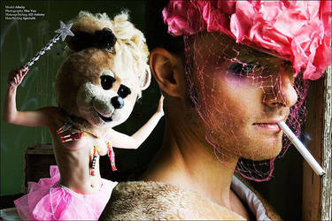 Bear Couture by Neur0tribal