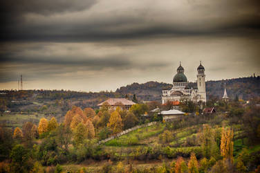 Forestmen Cathedral by Lk-Photography
